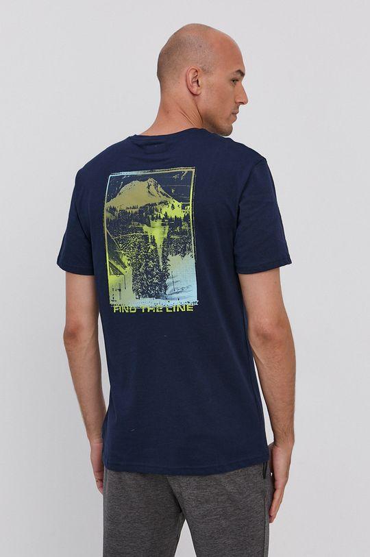 Columbia - T-shirt bawełniany 100 % Bawełna organiczna