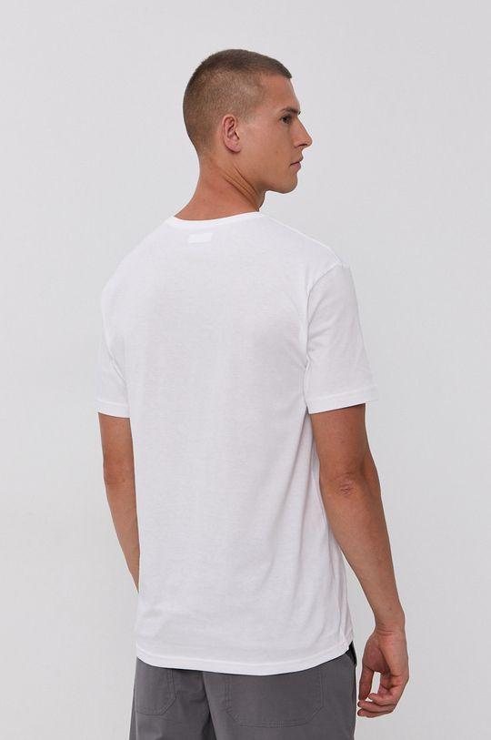 Columbia - T-shirt bawełniany Materiał zasadniczy: 100 % Bawełna, Ściągacz: 96 % Bawełna, 4 % Elastan