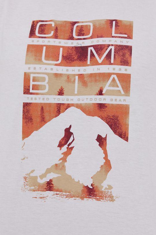 Columbia - T-shirt bawełniany Męski