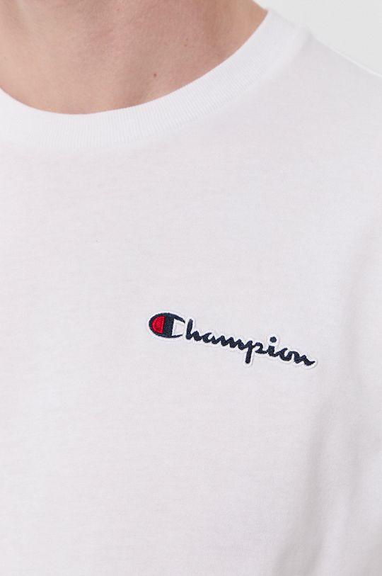 alb Champion - Tricou din bumbac