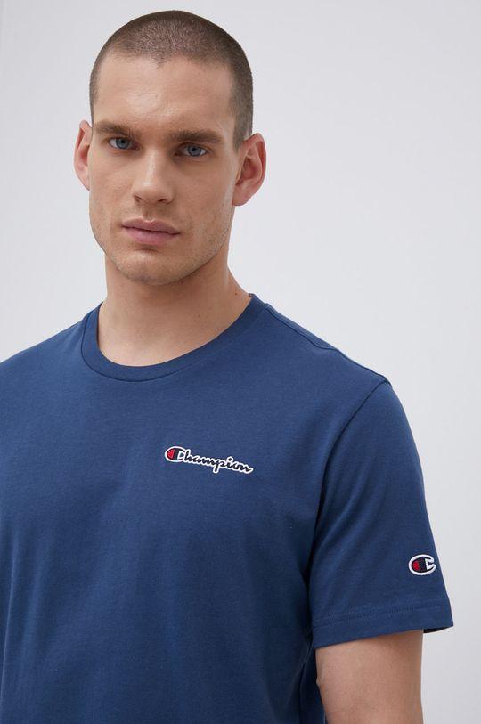 albastru Champion - Tricou din bumbac De bărbați