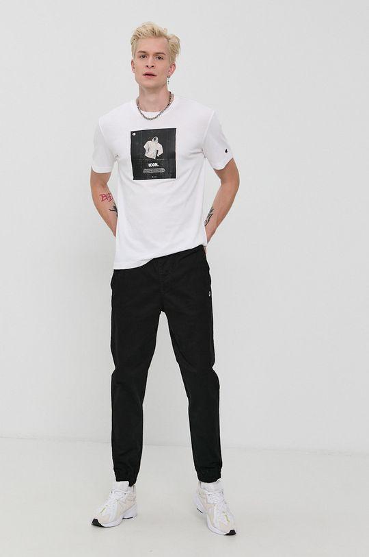 Champion - Bavlnené tričko biela