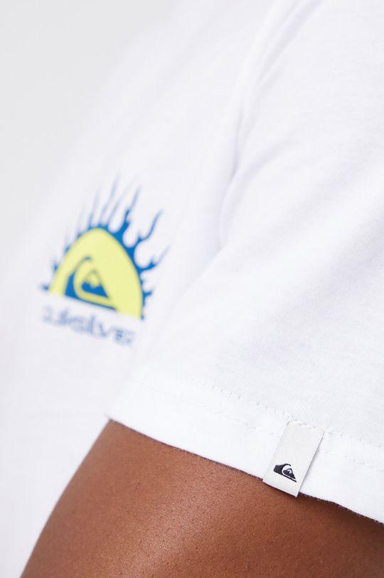 Quiksilver - T-shirt bawełniany Męski