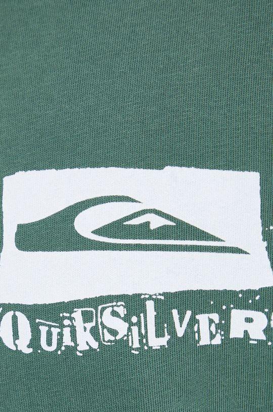 Quiksilver - Bavlněné tričko Pánský