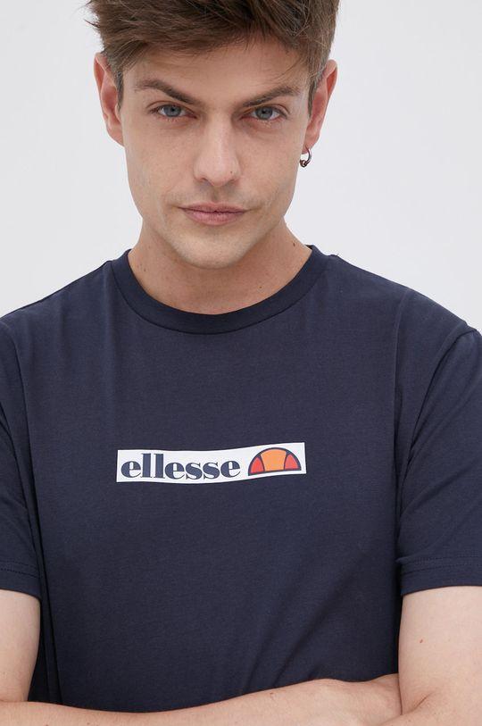 námořnická modř Ellesse - Bavlněné tričko