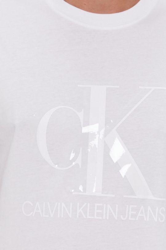 Calvin Klein Jeans - Bavlnené tričko Pánsky
