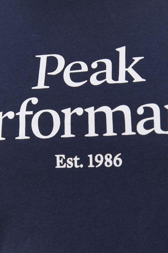 Peak Performance - T-shirt bawełniany Męski