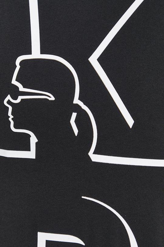 Karl Lagerfeld - T-shirt bawełniany Męski
