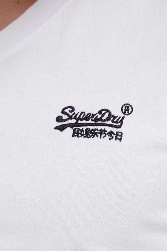 Superdry - T-shirt bawełniany Męski