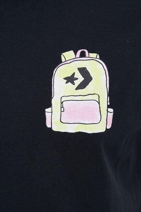 Converse - Bavlněné tričko Pánský