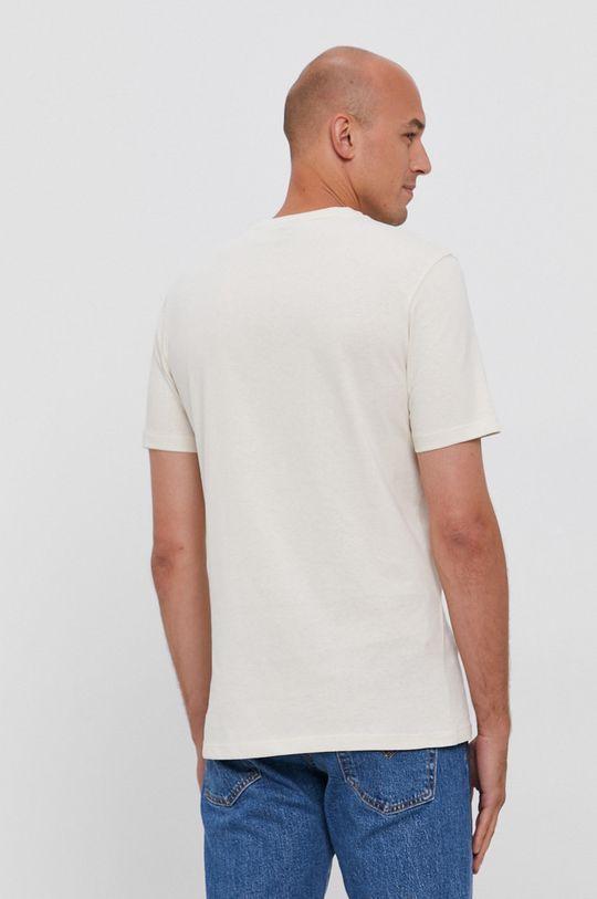 Boss - Bavlnené tričko Boss Casual  100% Bavlna