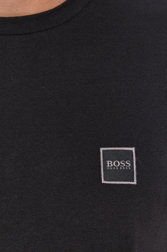 Boss - Bavlněné tričko Boss Casual Pánský