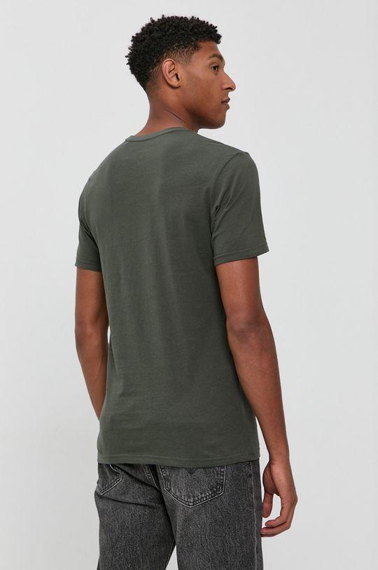 !SOLID - Bavlněné tričko  100% Bavlna