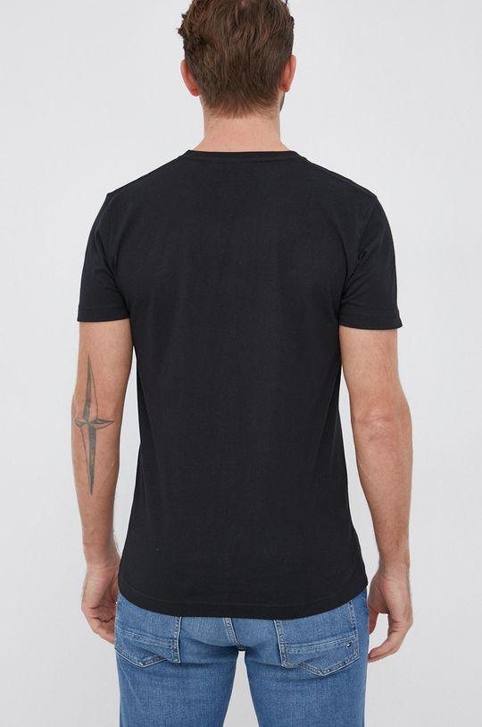 Gant - T-shirt bawełniany 100 % Bawełna