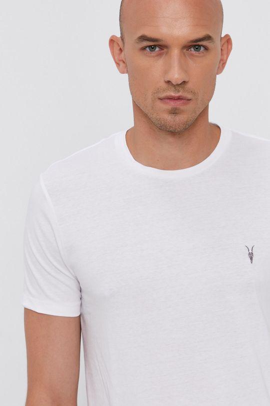 AllSaints - T-shirt bawełniany (3-pack)