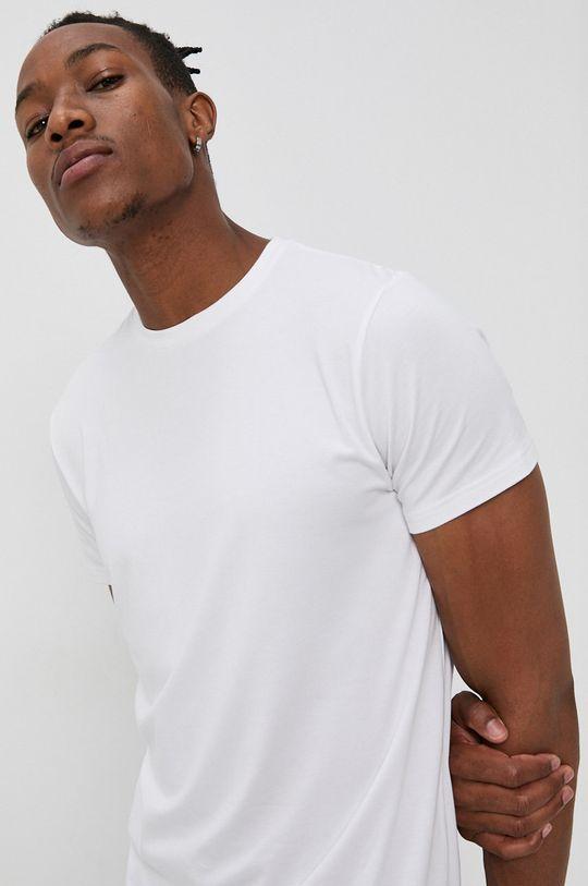 biały Resteröds - T-shirt
