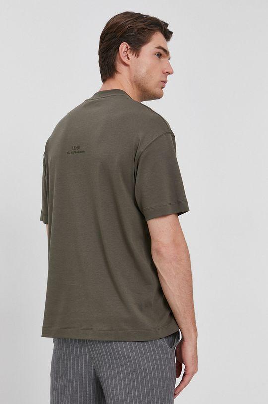Liu Jo - T-shirt bawełniany 100 % Bawełna