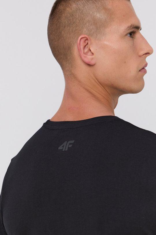4F - Tricou din bumbac De bărbați