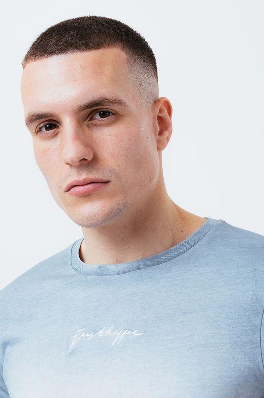 szary Hype - T-shirt bawełniany
