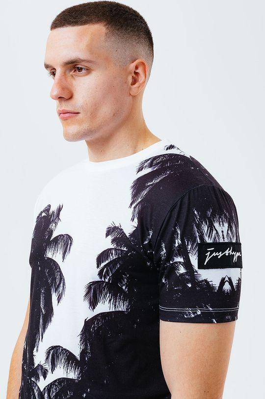 biały Hype - T-shirt bawełniany