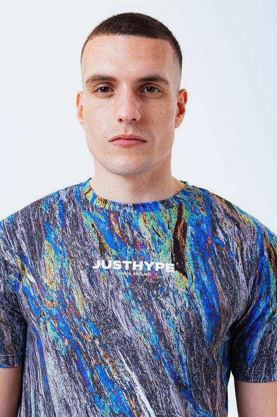 szary Hype - T-shirt