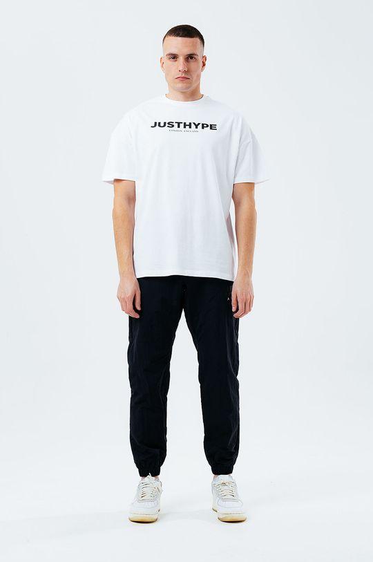 Hype - T-shirt biały