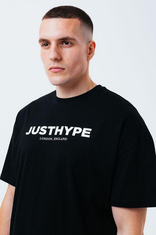 czarny Hype - T-shirt