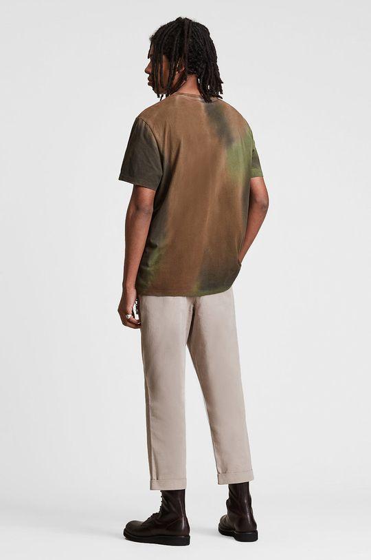multicolor AllSaints - T-shirt bawełniany