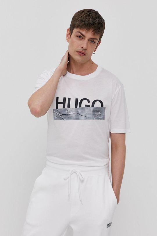 Hugo - Tričko z narozeninové kolekce bílá