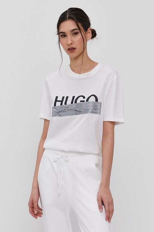 Hugo - Tričko z narozeninové kolekce  100% Bavlna