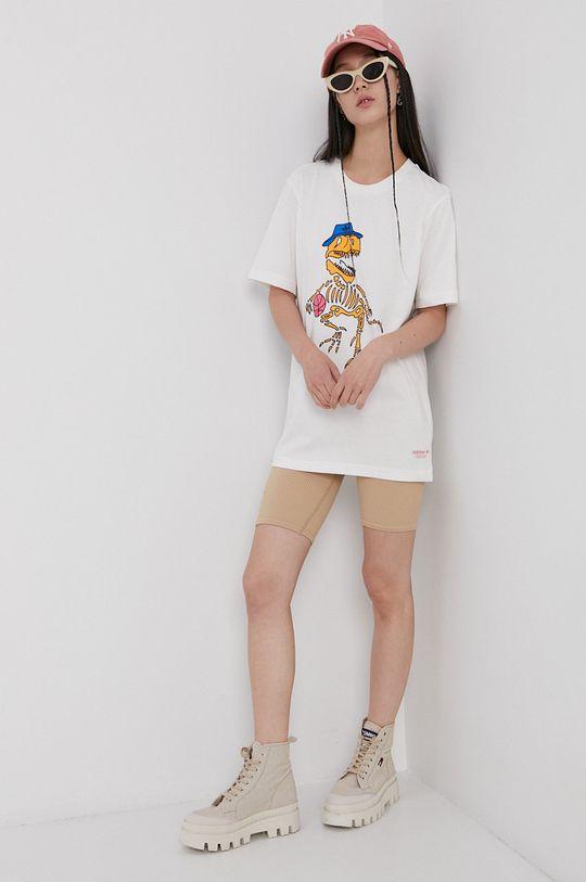 adidas Originals - T-shirt bawełniany 100 % Bawełna