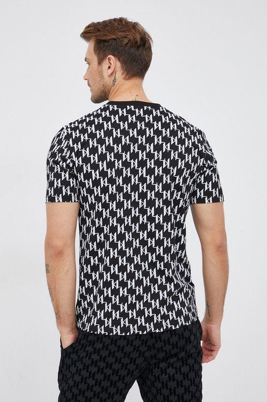 Karl Lagerfeld - Bavlněné tričko Unisex