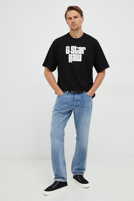 G-Star Raw - T-shirt bawełniany x Snoop Dogg 100 % Bawełna organiczna
