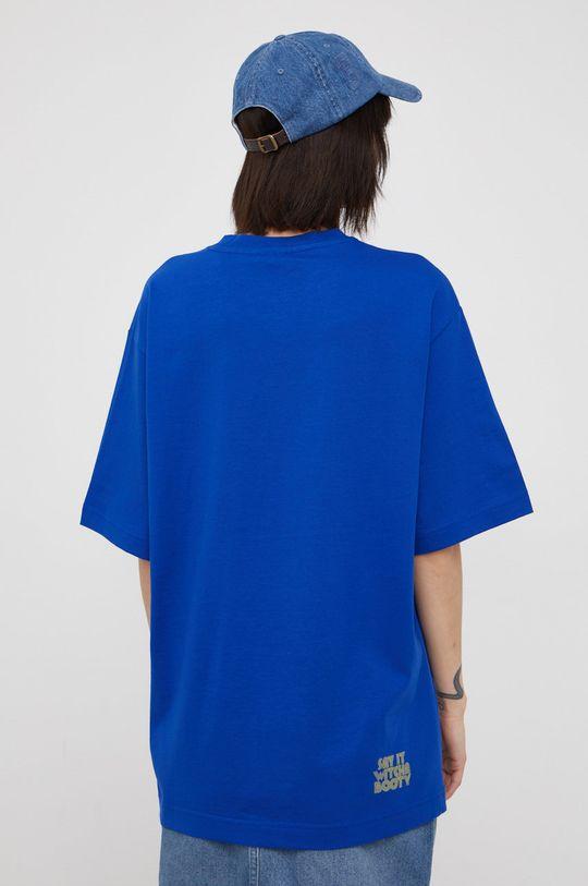niebieski G-Star Raw - T-shirt bawełniany x Snoop Dogg