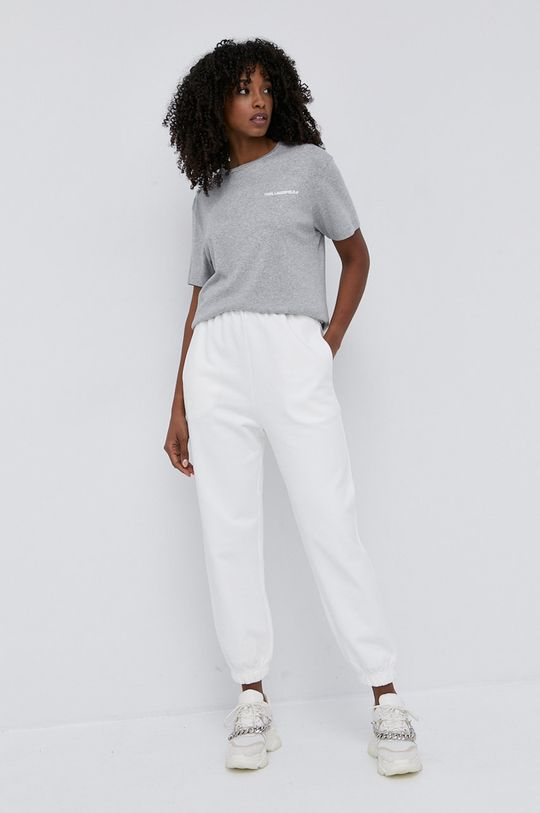 Karl Lagerfeld - Tričko  33% Organická bavlna, 67% Lyocell TENCEL