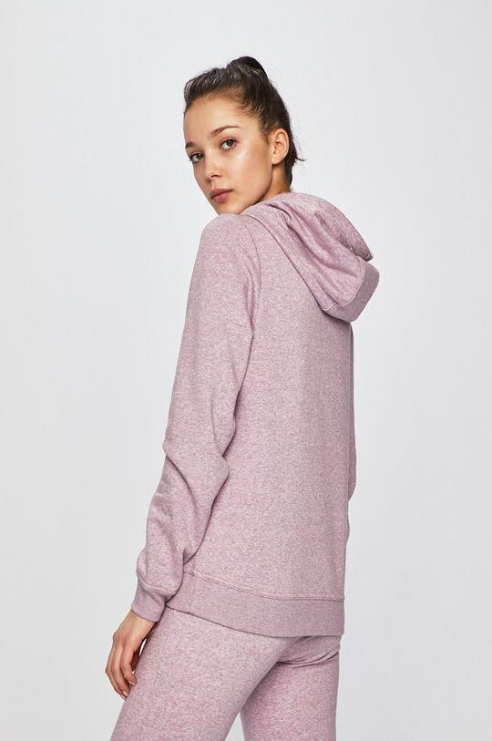 Nike - Mikina fialovo-růžová