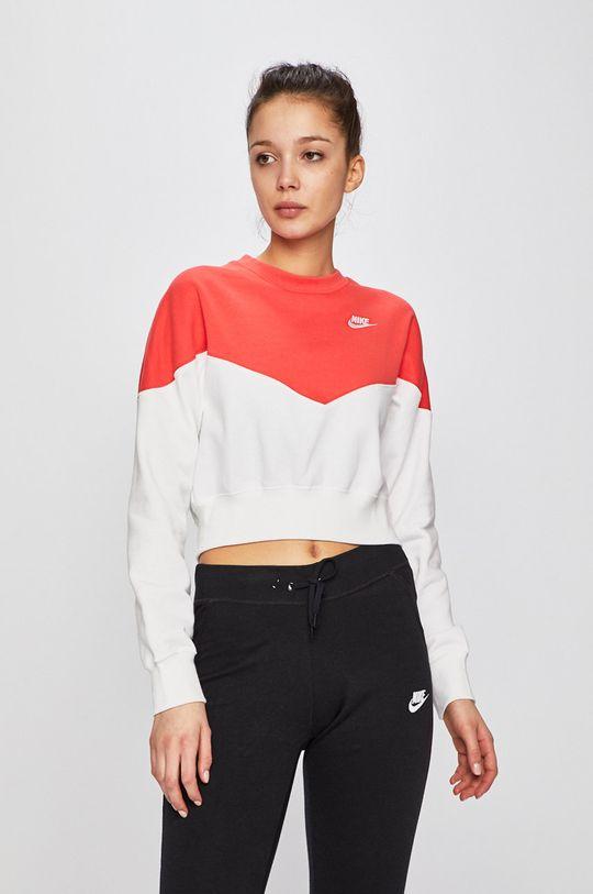 pastelová Nike - Mikina Dámský