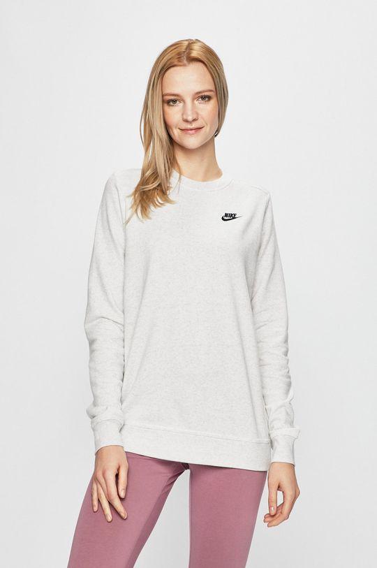 bílá Nike - Mikina Dámský