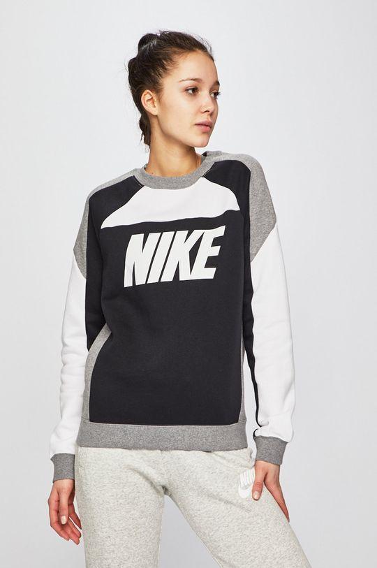 černá Nike - Mikina Dámský