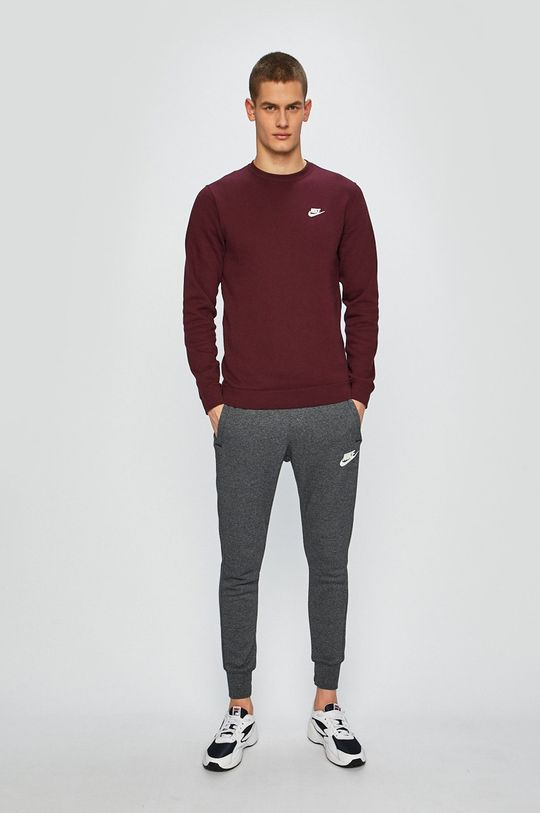 Nike - Mikina kaštanová