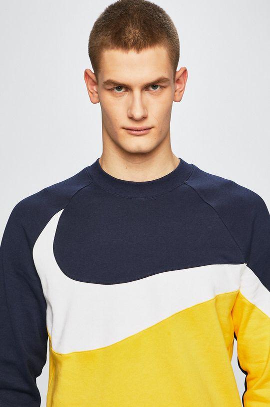 žlutá Nike - Mikina
