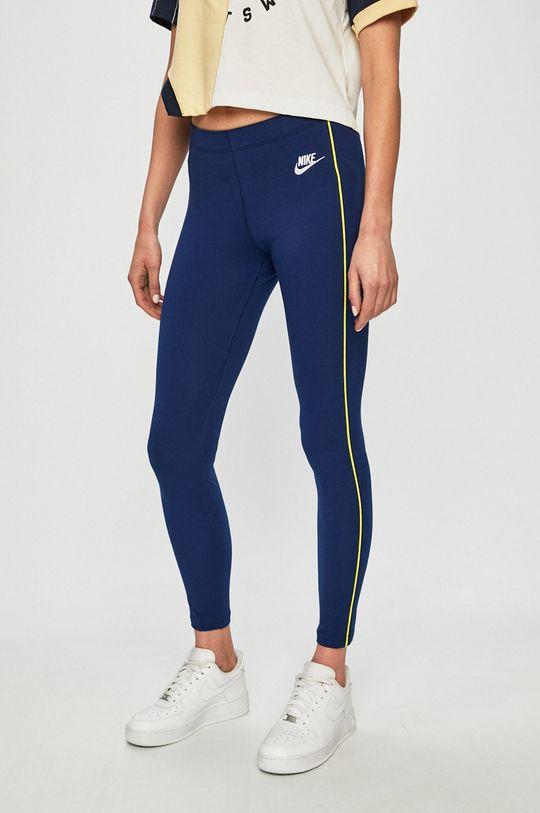 námořnická modř Nike - Legíny Dámský