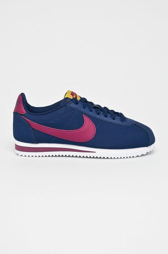 modrá Nike - Topánky Classic Cortez Leather Dámsky