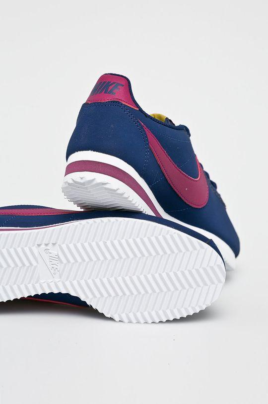 Nike - Pantofi Classic Cortez Leather albastru