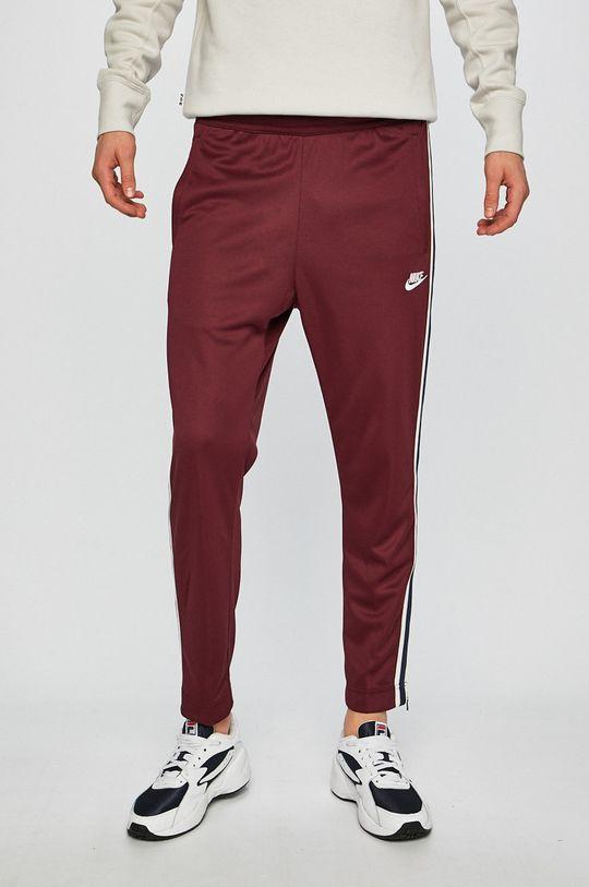 kaštanová Nike - Kalhoty Pánský