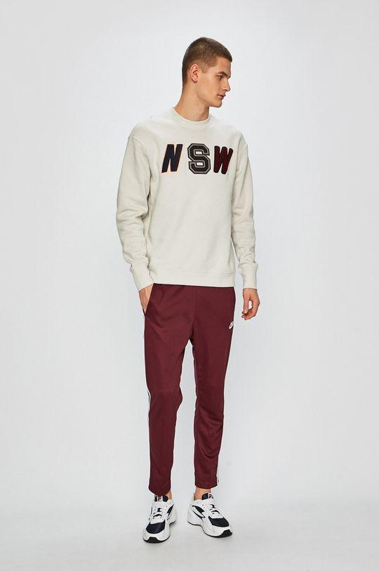 Nike - Kalhoty kaštanová