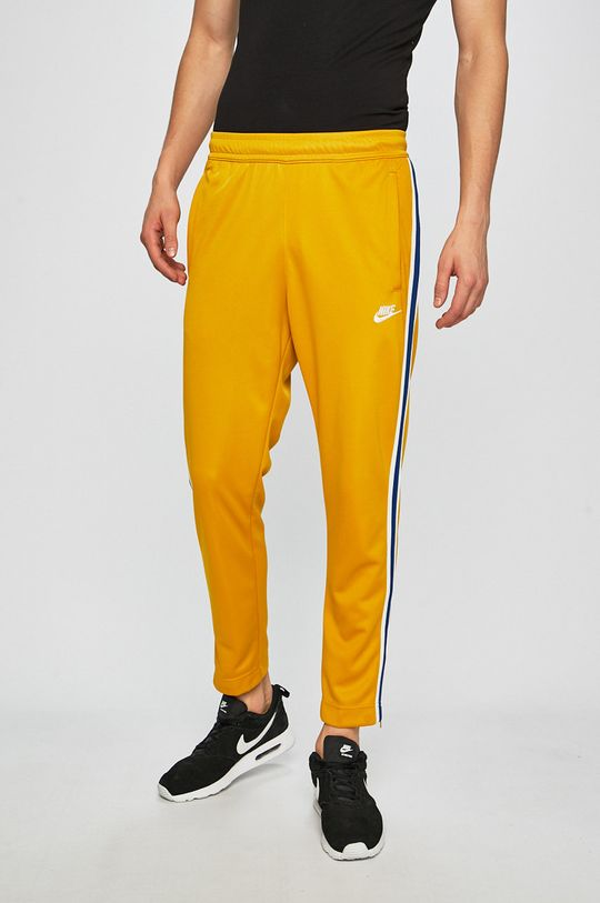 žlutá Nike - Kalhoty Pánský