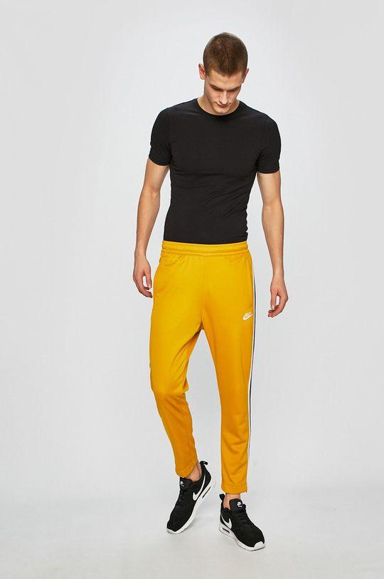 Nike - Kalhoty žlutá