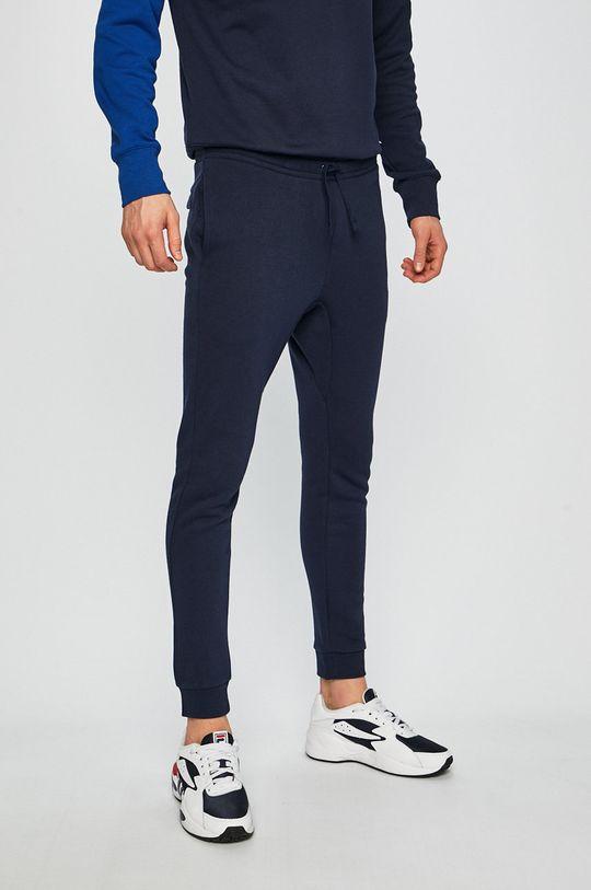 námořnická modř Nike - Kalhoty Pánský