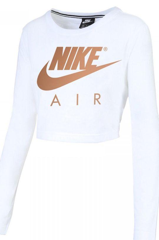 bílá Nike - Halenka Dámský